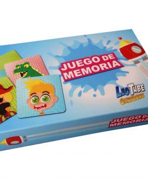 El Juego de Memoria de Leotube