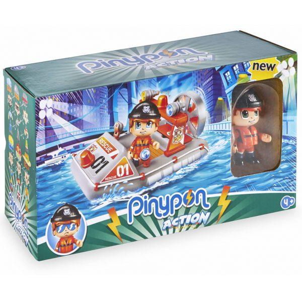 PinyPon Action Moto policia