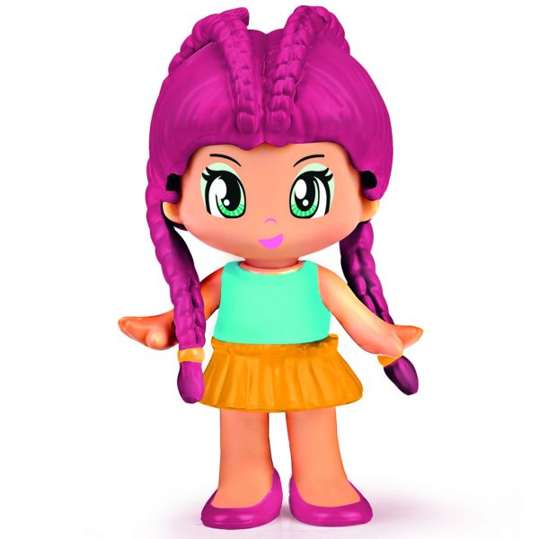 PinyPon New look (pack 4 figuras)