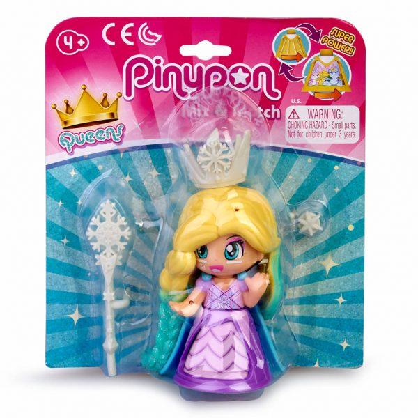 PinyPon Queens (figuras individuales)