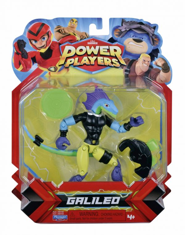 Power Player gallileo