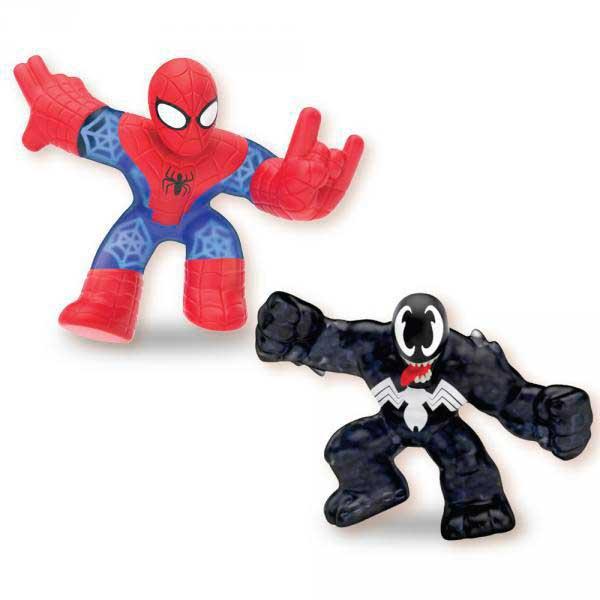 Goo Jit Zu Spderman Venom