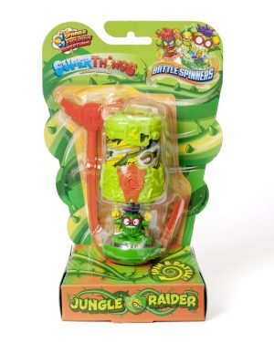 Superthings spinner Jungle raider