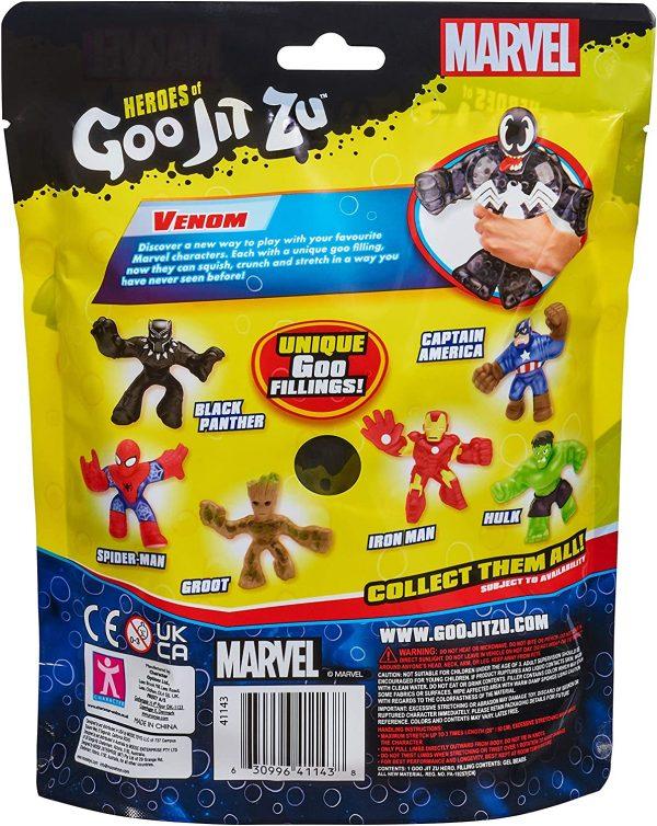 goo Jit Zu Marvel venom