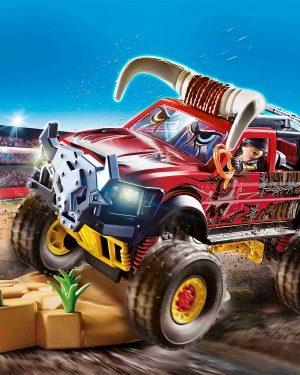 Stuntshow-Monster-Truck-Horned