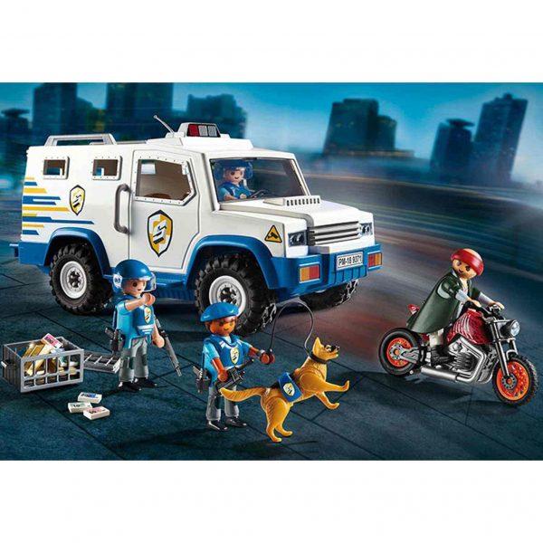 playmobil- vehiculo -blindado