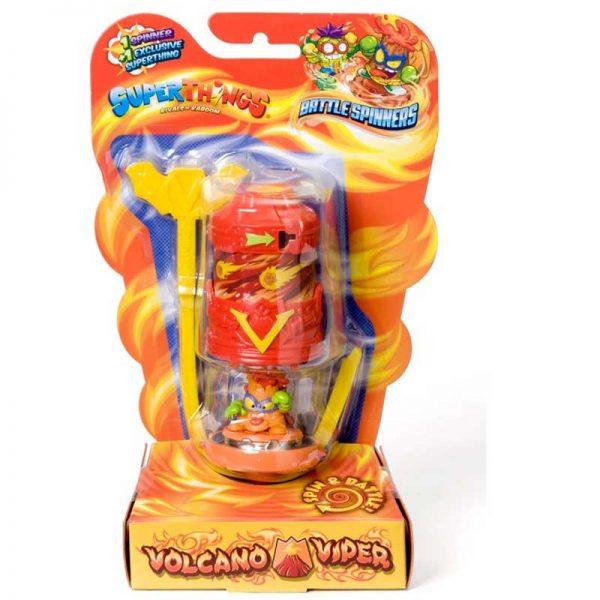 Superthings spinner Volcano viper